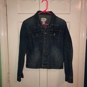 Adorable Calvin Klein Jeans Jacket!